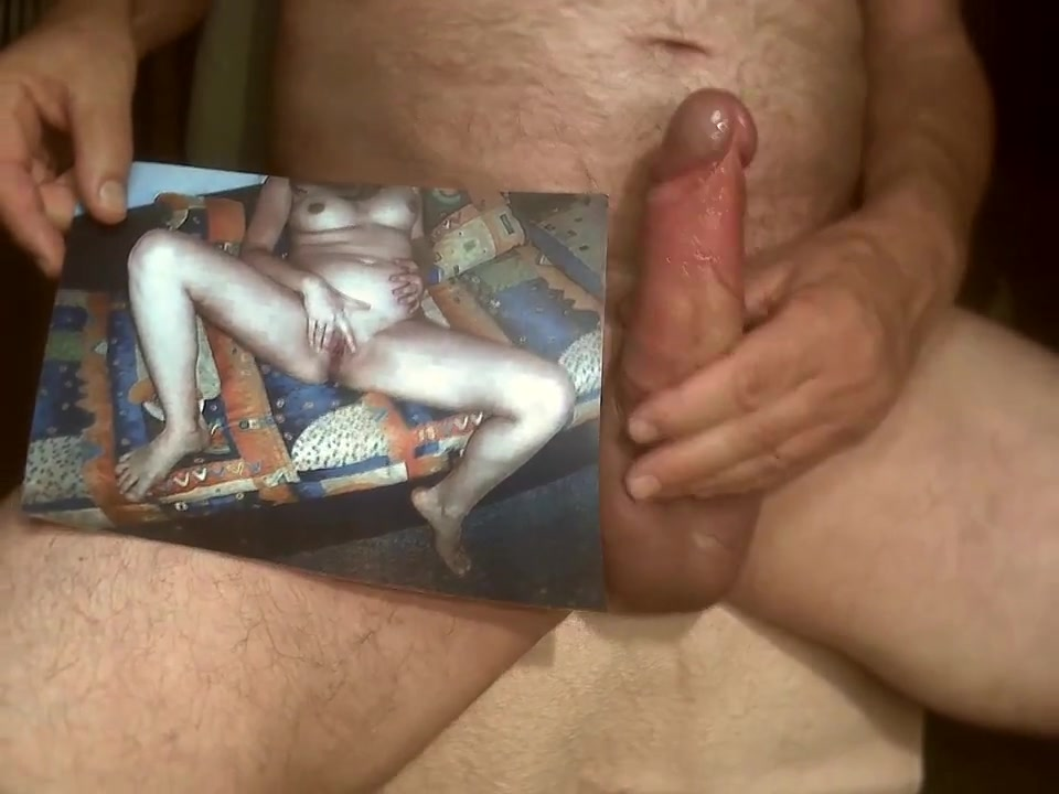 Tribute for - cum all over her sexy body Indian mature bounces cock