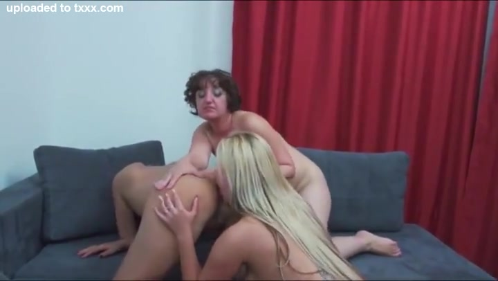 Lady porn sex with old