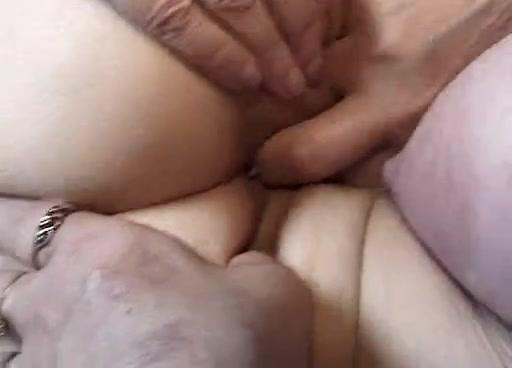 Lesbien licking Shaving horny
