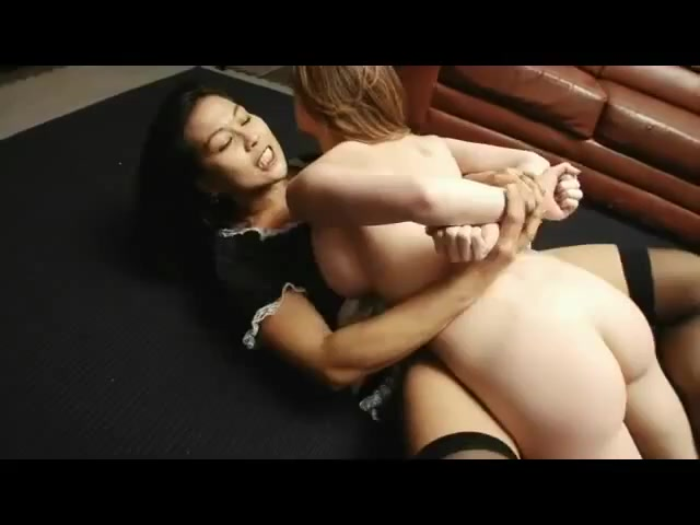 Videoes masturbated Lesbi sext