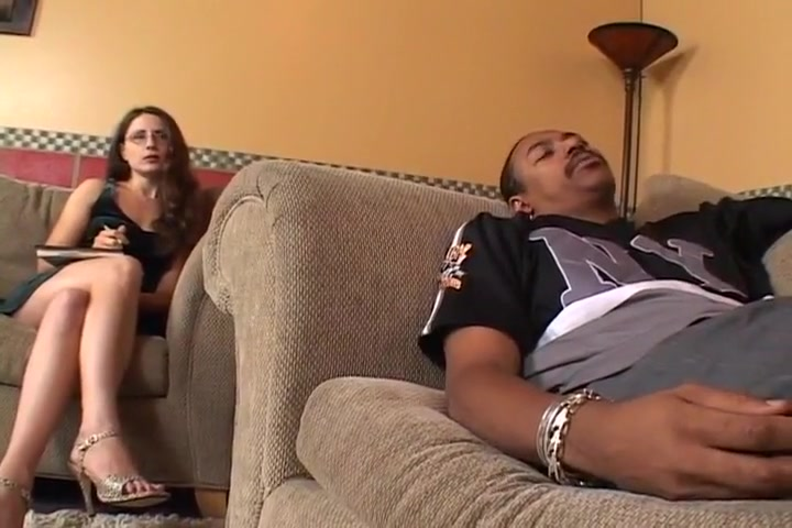 Black Stud Seduces White Office Slut Wife swapping in Sincelejo