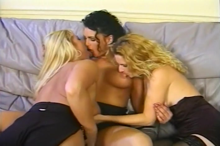 Hot make with blond Mature out lesbian