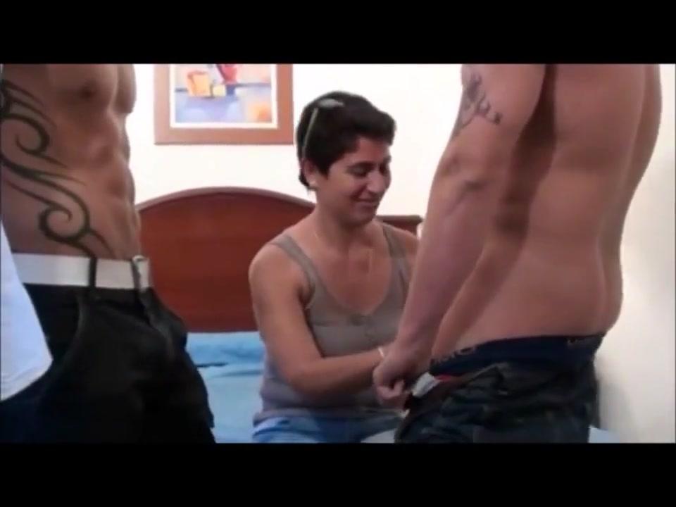 Charming spanish woman. Nudist nudisme photo