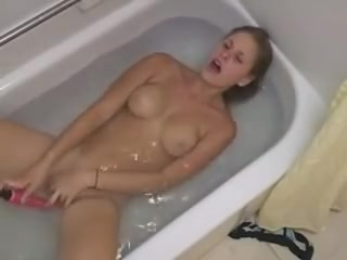 Sister Voyeur Bathtub Masturbation in showers
