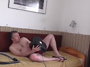 Julio fucking vacuum cleaner activity for older adults