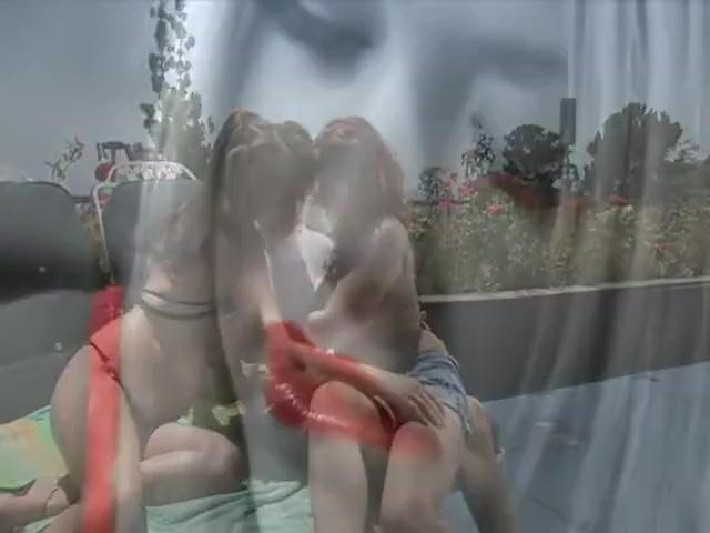 Crazy pornstars Ashley Summers and Vanilla Skye in horny cumshots, big butt sex video