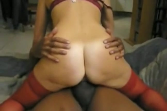Wife testing how is fuck with black cock