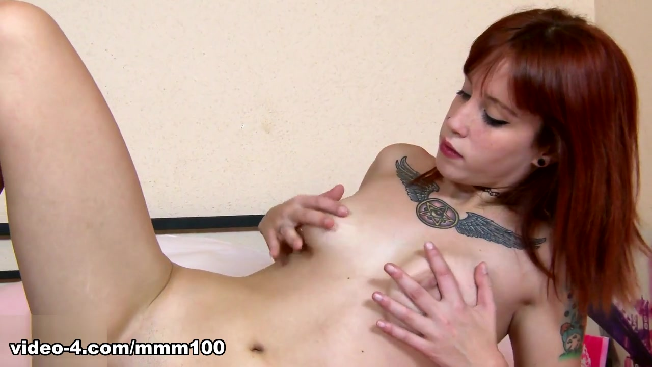 Lilyan Red & Terry in Nasty Redheaded Tatooed Girl - MMM100 Devon lee freeones