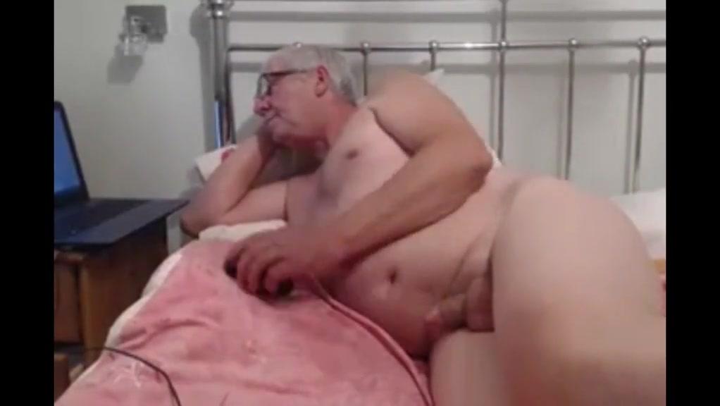 Grandpa cum on webcam 1 how do you cure a sore penis naturaly