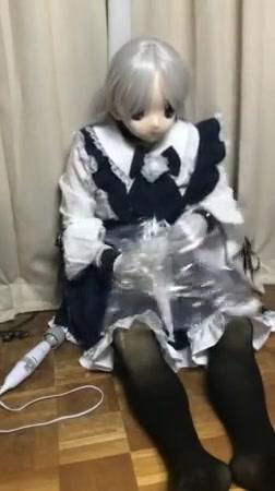 Kigurumi breathe play vibrating Porn Ripgal