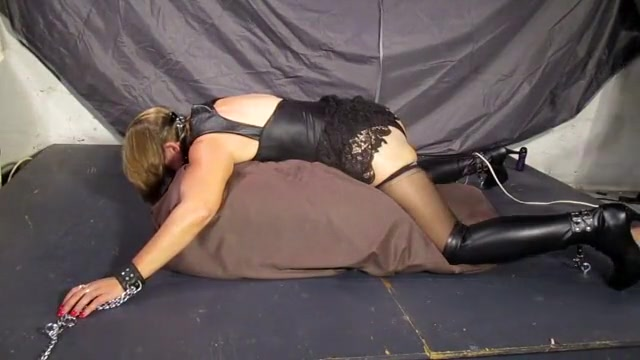 Best amateur BDSM, Fetish sex video lesbian young and old porn