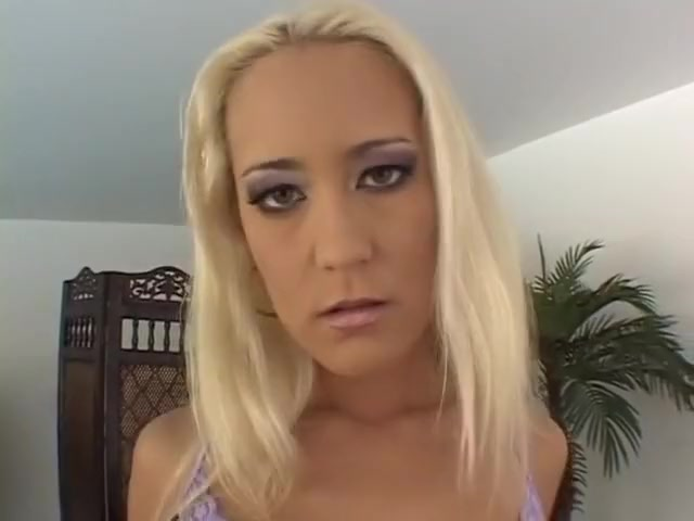 Exotic pornstar Trina Michaels in horny anal, blonde porn video
