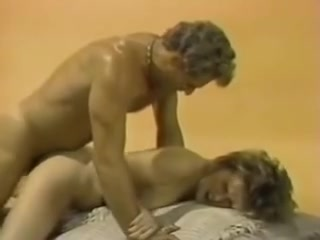 Hot Interracial vintage sex with a hot horny black girl Don't Touch My Box