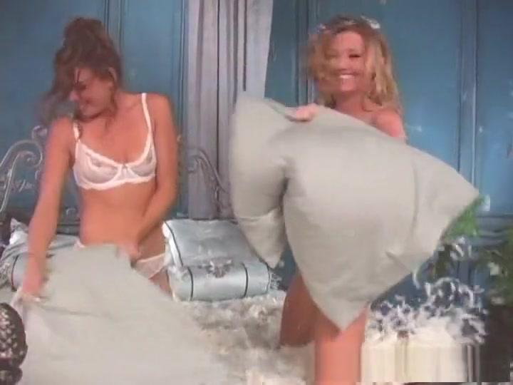 Masturbated Lesbio clip fuckin