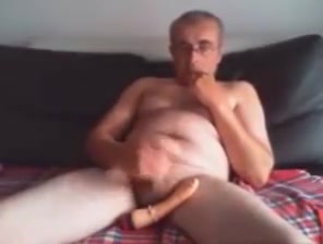 Dad playing U Lick My Pussy Good