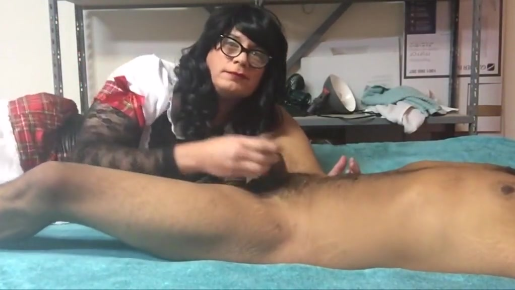 Brenda fucking bbc see between her legs