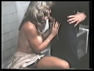 Rhonda Jo Petty Screwed in the Sink - Disco Lady - 1978 Naked lesbian dildo