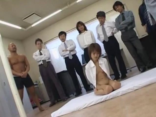 Hottest Japanese whore Hina Wakara in Horny Skinny, Gangbang JAV scene Naughty lesbian fuck threesome