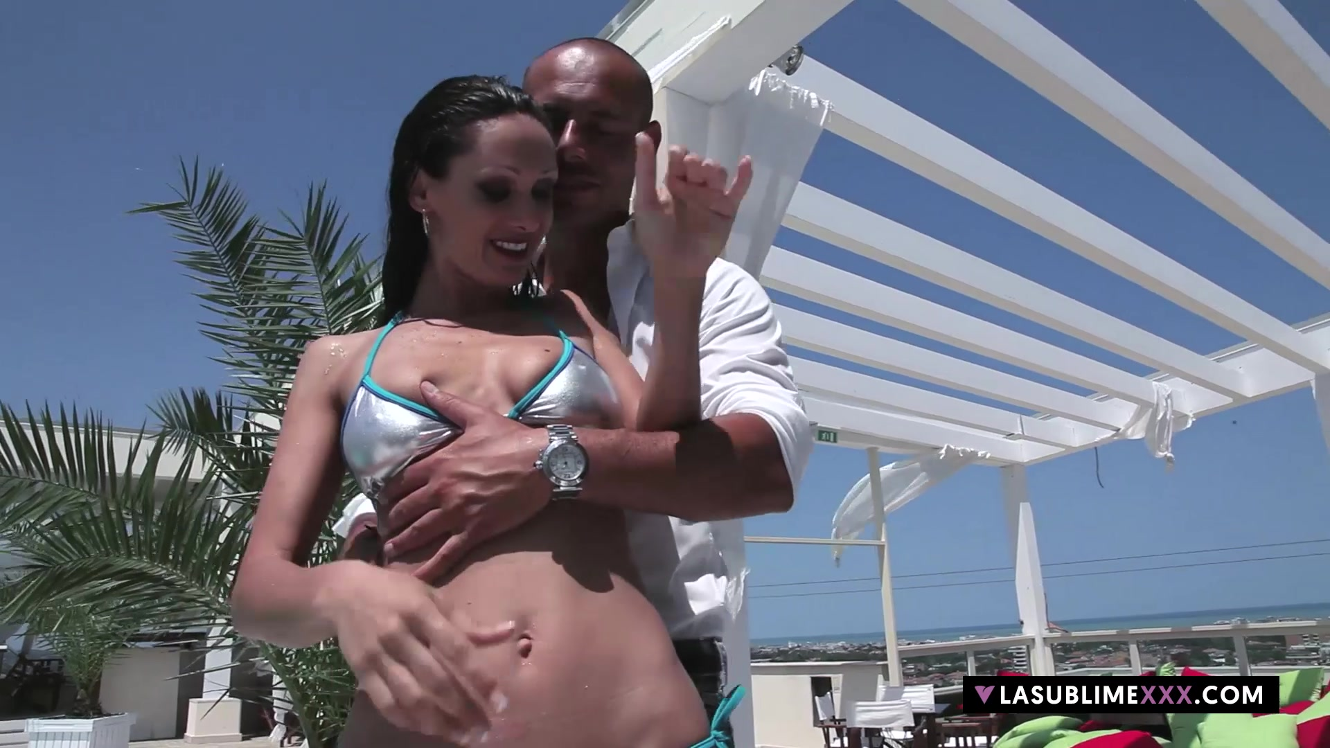 LaSublimeXXX Cynthia Vellons gets her pussy destroyed