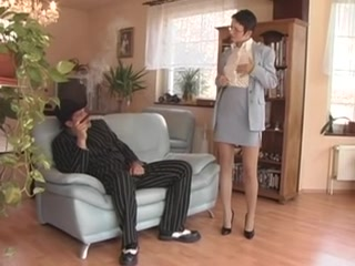 Shorthaired Mother Id Like To Fuck in Nylons - Anal with Hatman tall hot women nude