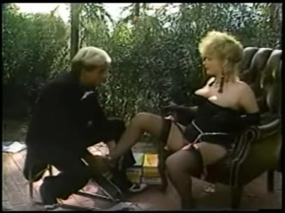 Francois Papillon - Butthole Longing (1988) Big ass curly red hair tits