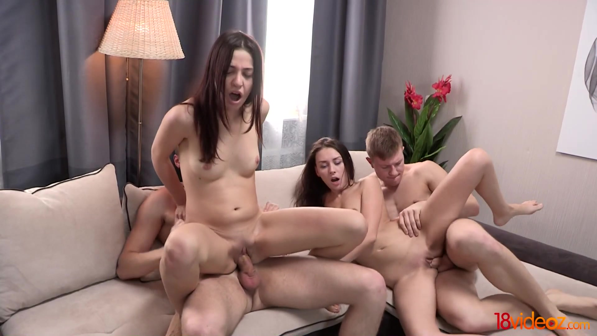 18 Videoz - Lily Cat - Chicks get the sex party going How to find someone specific on a hookup site