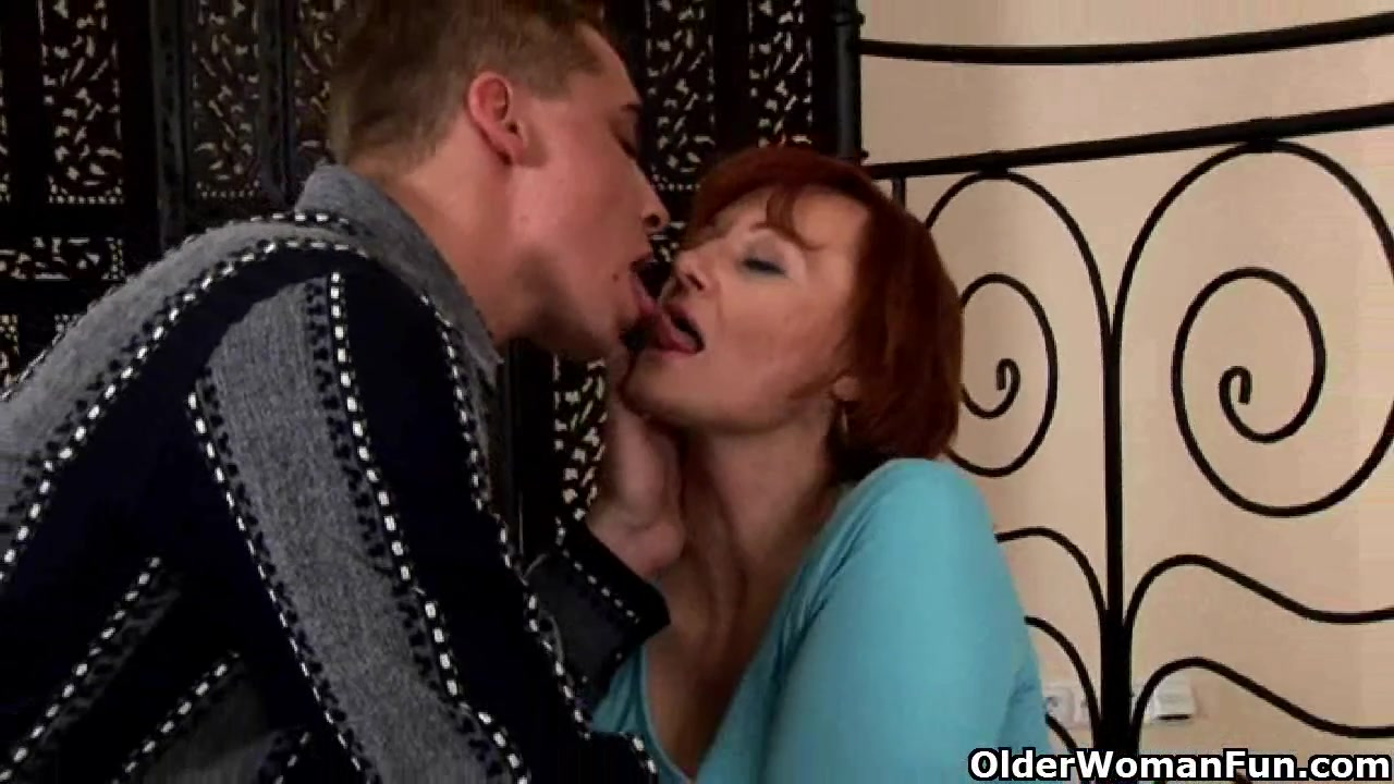 Sexually Excited granny acquires fisted and tit drilled You might fall and find the love of your life