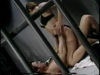 Sharon Mitchell the prison guard brazilian big tits and round asses
