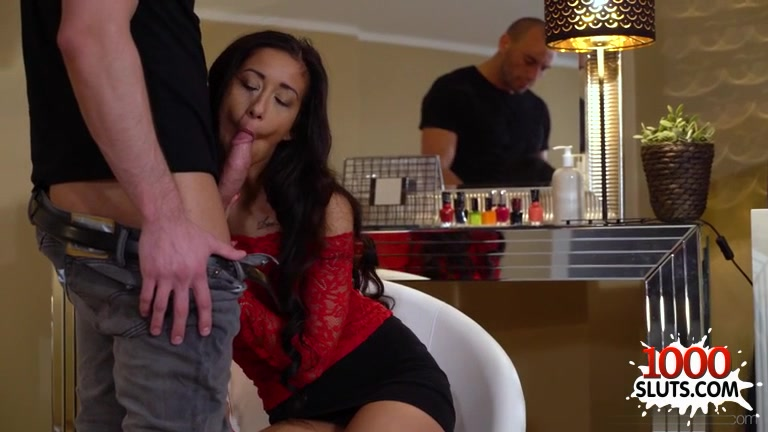 Brunette pornstar blowjob with creampie Mature anal creampie tubes
