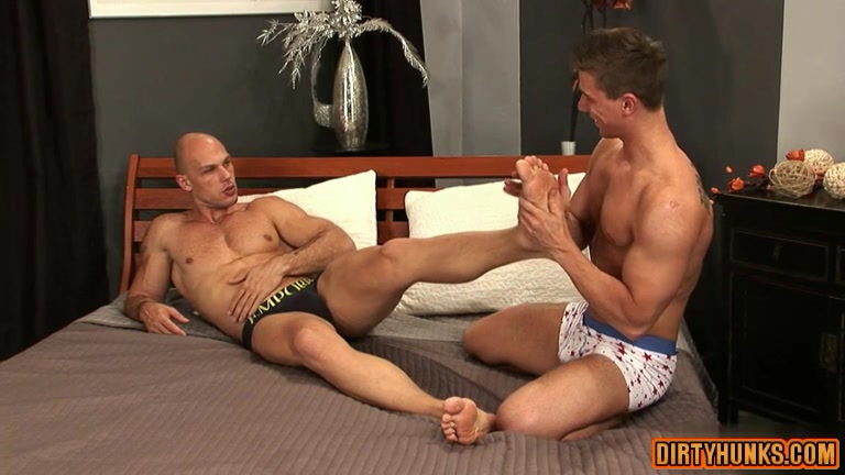 Muscle gay dp with facial Boob A Thon