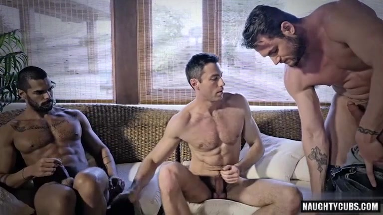 Tattoo gay cuckold and creampie hot naked model porn
