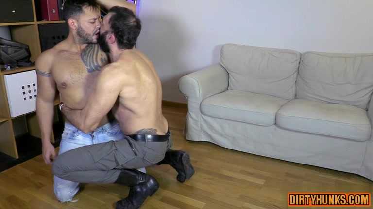 Muscle gay oral sex and cumshot Teen anal forced fun