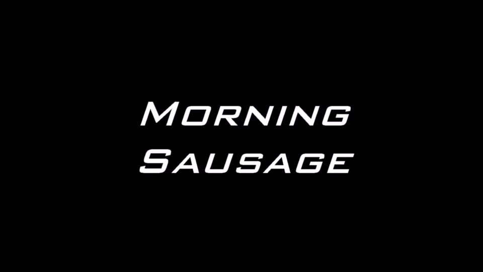 Morning Sausage - BadPuppy seoul and canadian guys