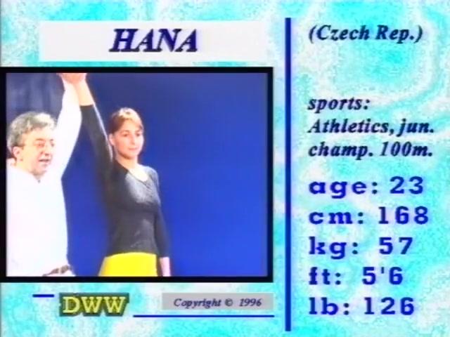 DWW Hana vs Edita Lovemaking porn for her