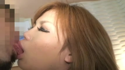 Japanese Dress play -5 what to do with hands blowjob