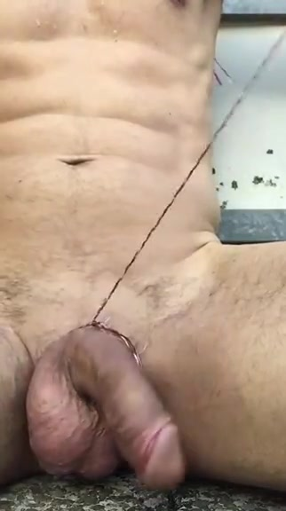 Playing Puppets on a String with hanging Balls Cock Brother wife sex tube