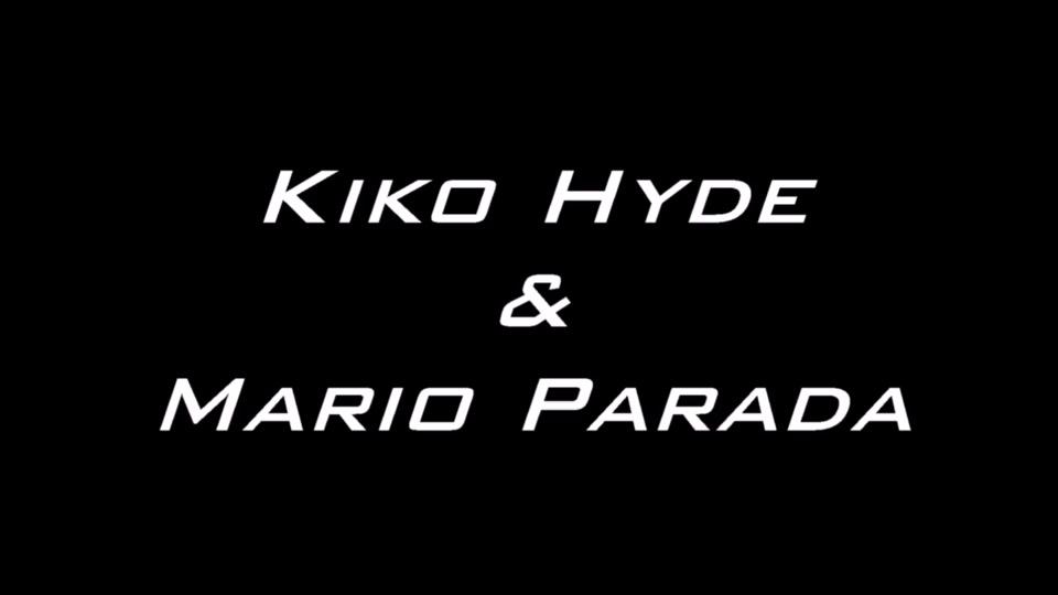 Kiko Hyde and Mario Parada - BadPuppy very very skinny girly gallery sex