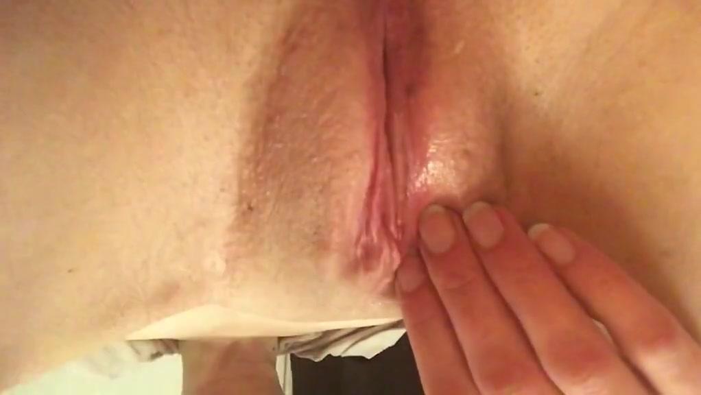 rubbing my swollen clit and little titties (strangeluv) Garter belt high heels