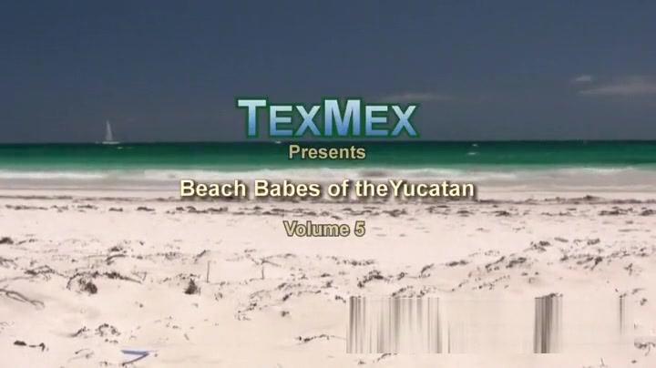 Beach Babes Of The Yucatan 5