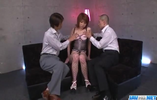 Two men to devour Rei Sasaki?s tight pussy - More at javhd.net Question to ask a guy you just started dating