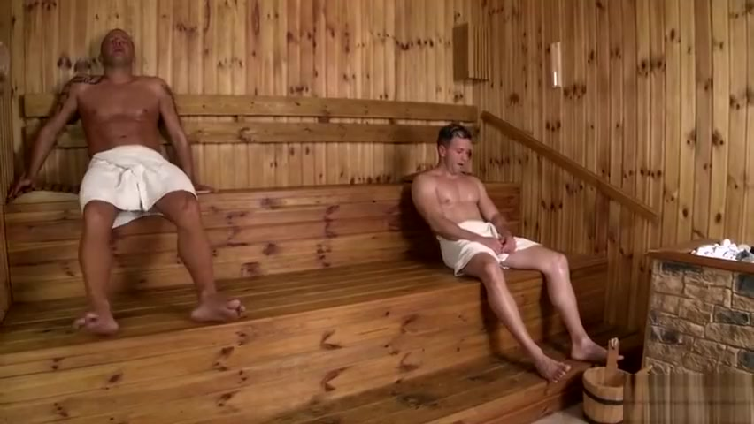 Big Titted Euro Babe Fucked In Sauna Amazing busty blonde MILF gets tiny