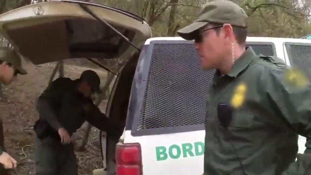 Border Patrol Busted junior Juanita