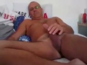 hot dad play with his toy Enema Sex Game