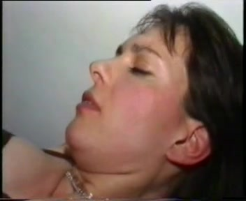 Black haired French sweetie is drilled by a hard BBC