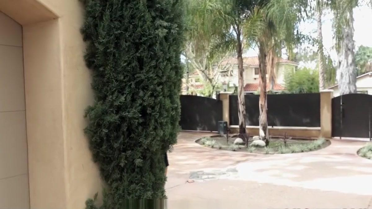 Sexy Latina Fucks Neighbor