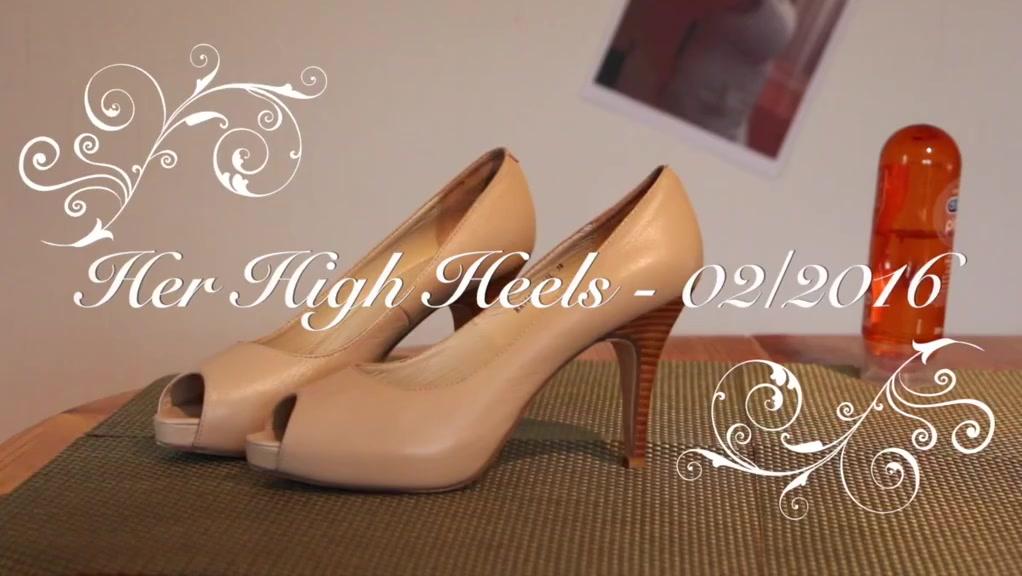 Wifey has High Heels Mark balven nsa hookups