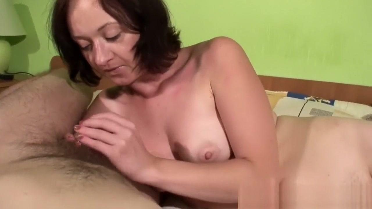 2 cumshots on Maya tits mom and son in hotel porn