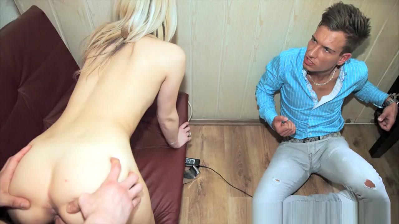Cheating husband turns cuckold