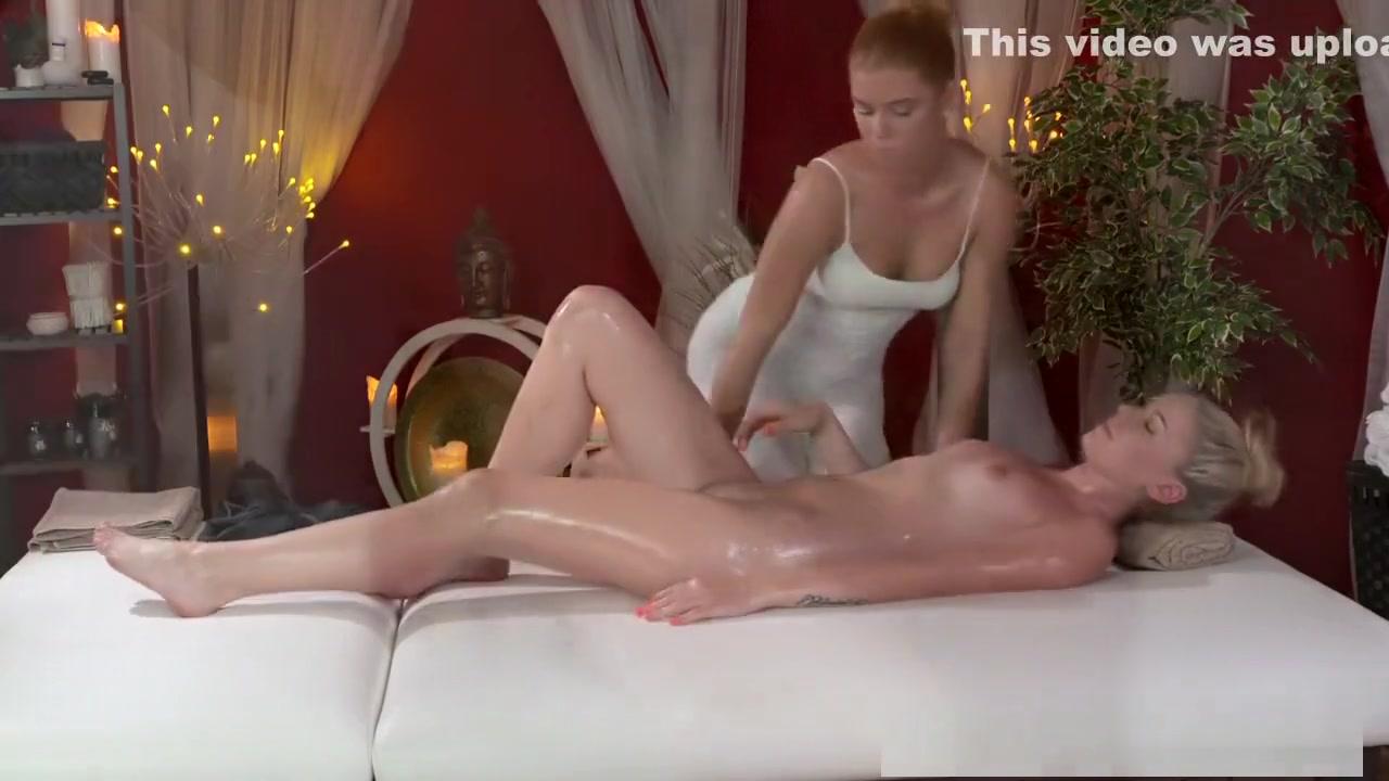 Horny videoes Lesbio masturbates