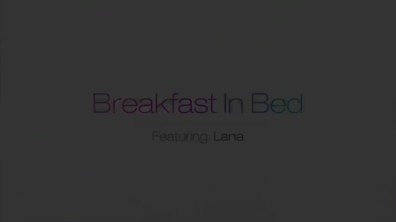 FantasyHD Breakfast in bed turns into hot fuck leonard and penny sex